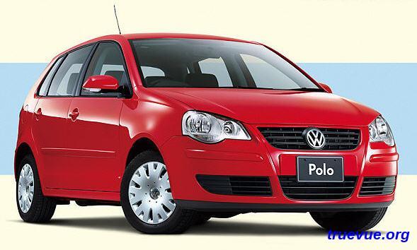 典型小型车(大众POLO)图片