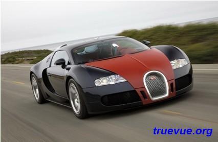 布加迪Veyron Fbg par Hermes跑车(43000000元)