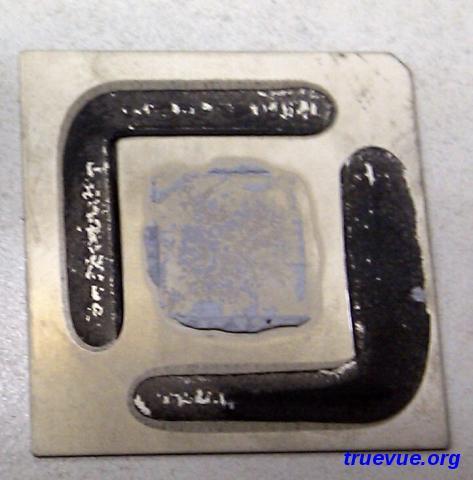 芯片散热盖板
